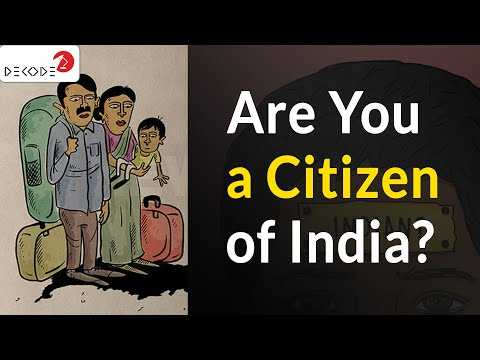 Are You a Citizen of India? || CAA || Decode Lite || Factly