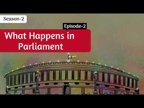 What Happens in Parliament? || Decode S2E2 || Factly