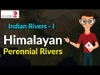 Rivers of India: Himalayan Perennial Rivers and Dams | Decode Lite | Factly
