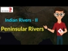 Rivers of India: Peninsular Rivers and Dams || Decode Lite || Factly