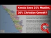 FACT CHECK: Have Muslims in Kerala Grown at 25% while Hindus Grew at 3%? || Factly