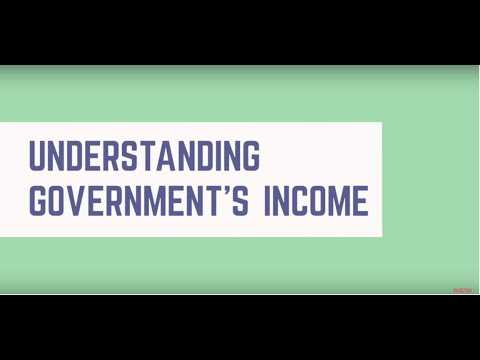 Understanding Government's Income | Tax & Non Tax Revenues || Factly