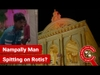 FACT CHECK: Does Video Show Man Spitting on Rotis at Nampally, Hyderabad?