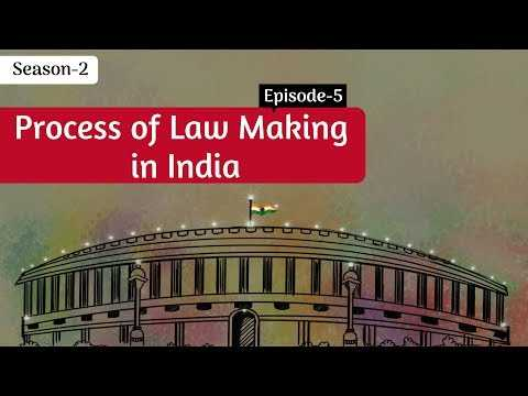 What is the process of law making in Parliament? || Decode S2E5 || Factly