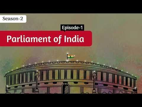 Introduction to Parliament of India || Decode S2E1 || Factly
