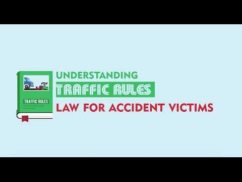 Understanding Traffic Rules - Law for Accident Victims || Factly