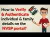 How to Verify & Authenticate Voter ID details on the NVSP portal? || DECODE Lite