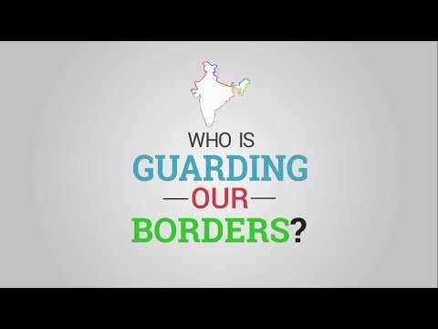 Who is Guarding our Borders? || Factly