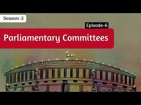 What is the role of Standing Committees in Parliament? || Decode S2E6  || Factly