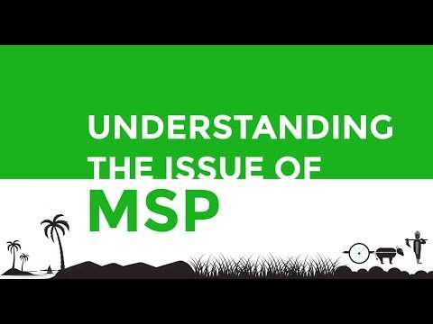 Understanding the issue of Minimum Support Price (MSP) || Factly