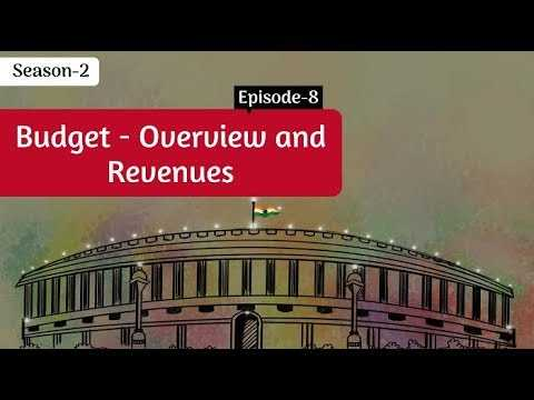 Union Budget- Overview and Revenues || Decode S2E8 || Factly