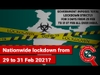 FACT CHECK: Has Government announced a nationwide lockdown from 29 Feb to 31 Feb 2021?