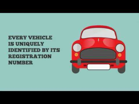 Making Sense of the Vehicle Registration Number | Motor Vehicles Taxation Rules